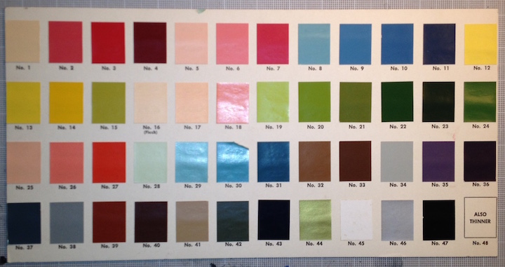 Testors Color Chart Ganda Fullring Co