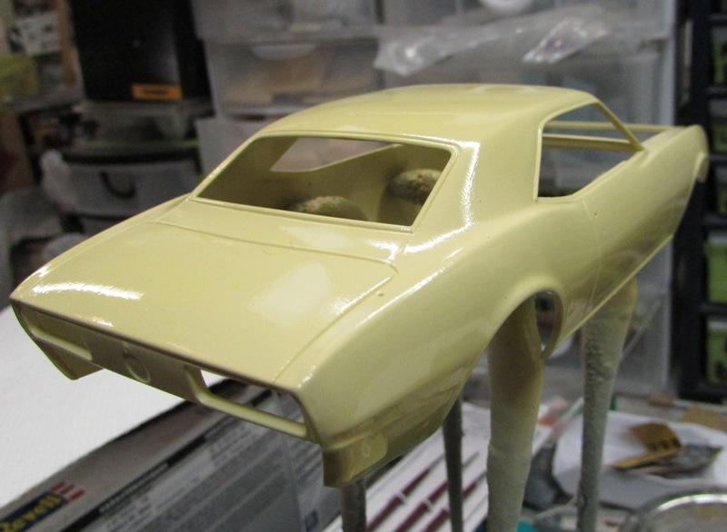 1967 Super Camaro 450 Yenko  - Page 2 8-vi