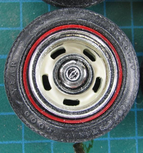 1967 Super Camaro 450 Yenko TERMINÉ - Page 2 009-vi