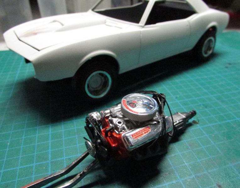 1967 Super Camaro 450 Yenko TERMINÉ - Page 2 089-vi