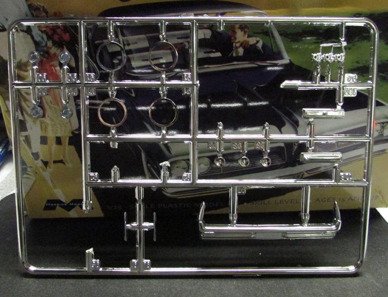Moebius 1961 Pontiac Ventura  007-vi