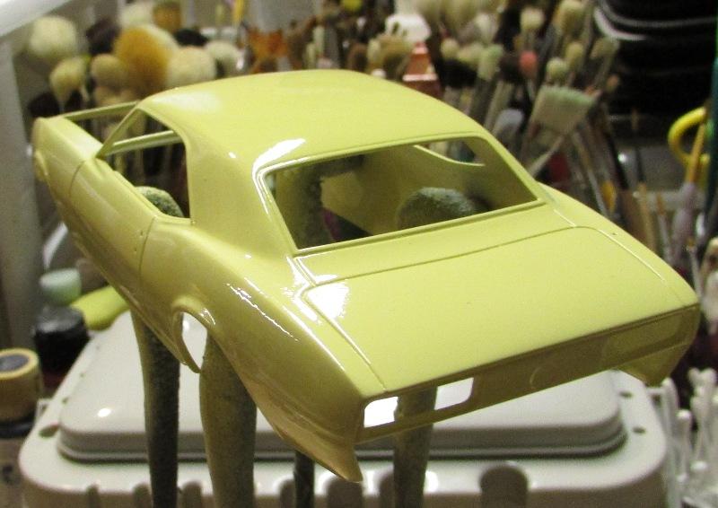 1967 Super Camaro 450 Yenko  - Page 2 3-vi