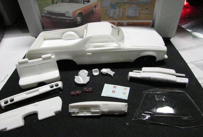 1973 Chevrolet El Camino SS454 054vi-vi