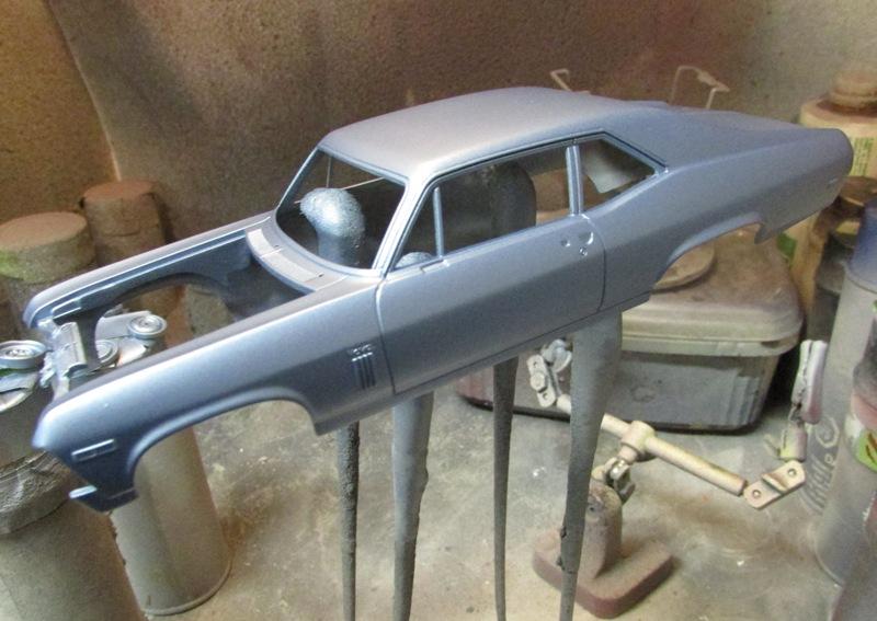 1969 Chevrolet Nova SS396 TERMINÉ 0044-vi