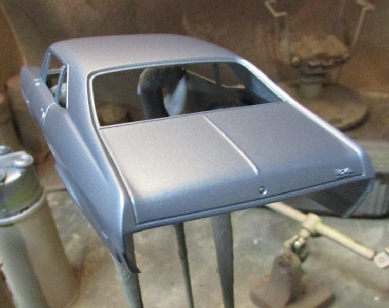 1969 Chevrolet Nova SS396 TERMINÉ 0054-vi