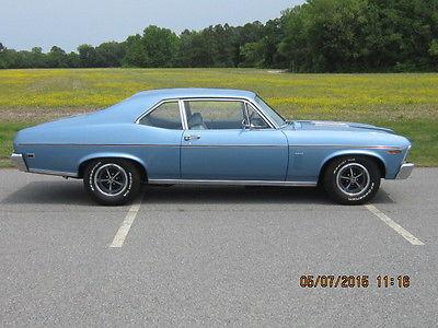1969 Chevrolet Nova SS396 TERMINÉ _1-vi