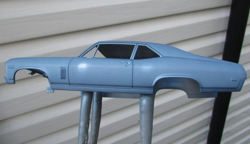 1969 Chevrolet Nova SS396 TERMINÉ 0026-vi