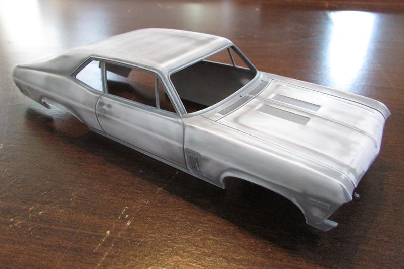 1969 Chevrolet Nova SS396 TERMINÉ 001-vi