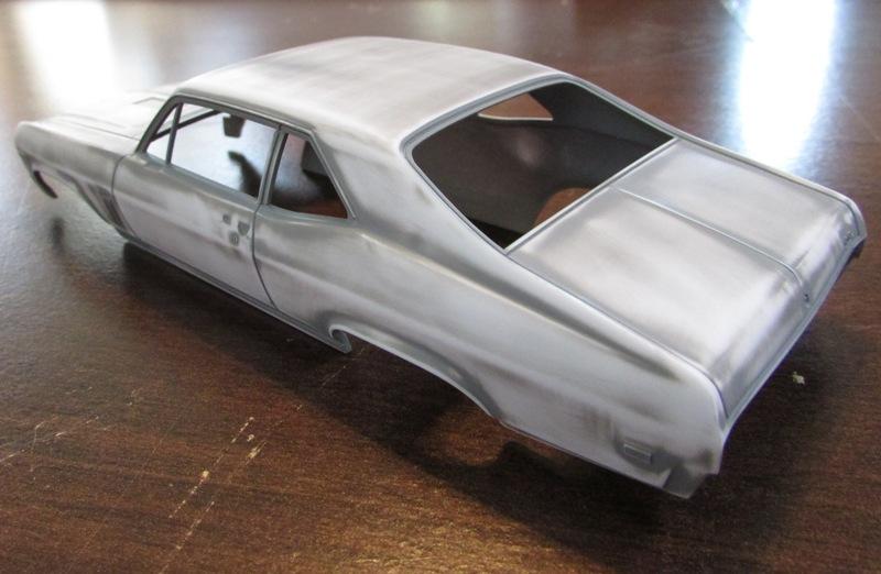 1969 Chevrolet Nova SS396 TERMINÉ 002-vi
