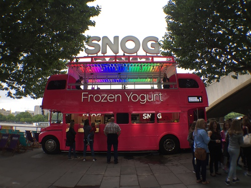 food trucks em londres