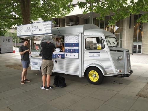 food trucks em londres
