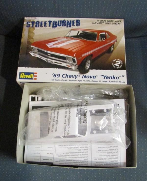 1969 Chevrolet Nova SS396 TERMINÉ 072-vi