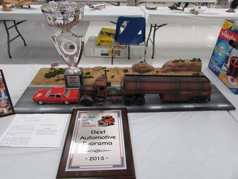 """Almonte On. 2015 """"Ottawa Scale auto Contest"""" #2  174-vi"""