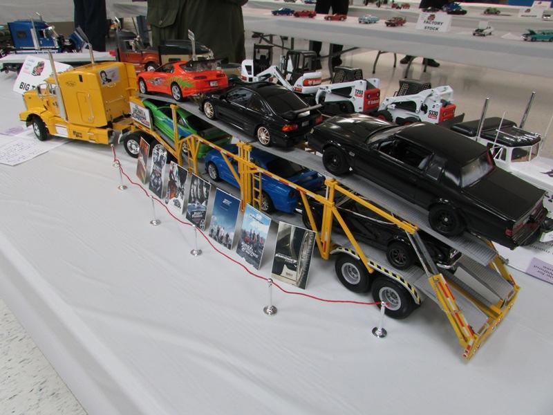 """Almonte On. 2015 """"Ottawa Scale auto Contest"""" #2  088-vi"""
