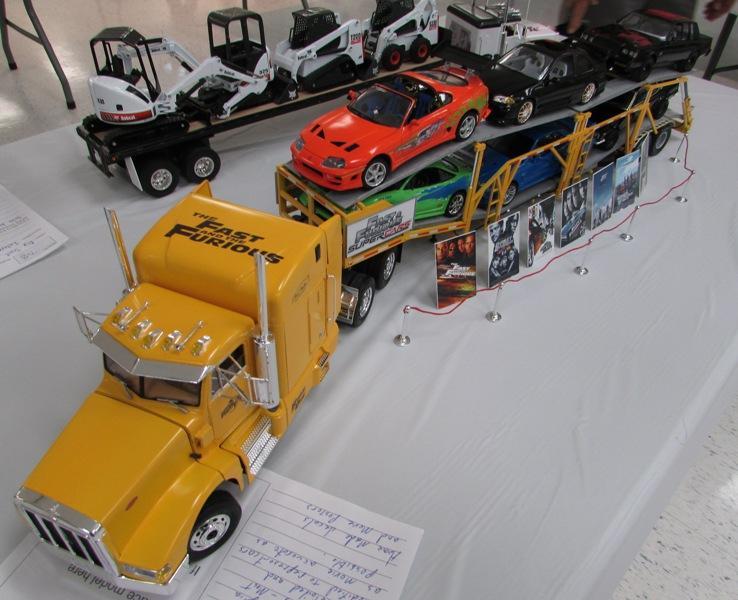 """Almonte On. 2015 """"Ottawa Scale auto Contest"""" #2  089-vi"""