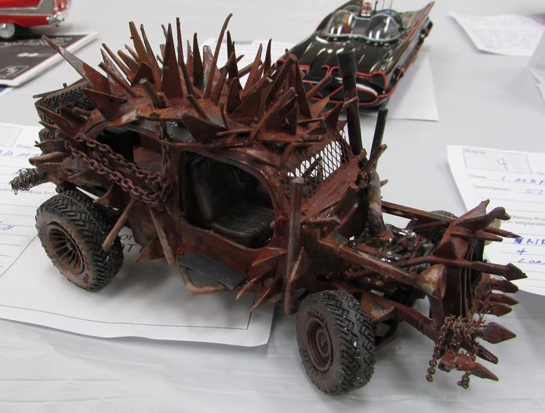 """Almonte On. 2015 """"Ottawa Scale auto Contest"""" #2  083-vi"""