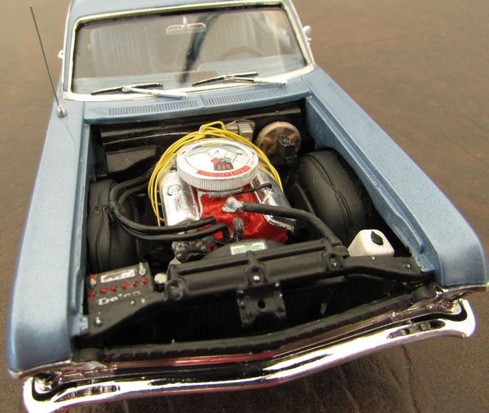 1969 Chevrolet Nova SS396 TERMINÉ - Page 2 035-vi