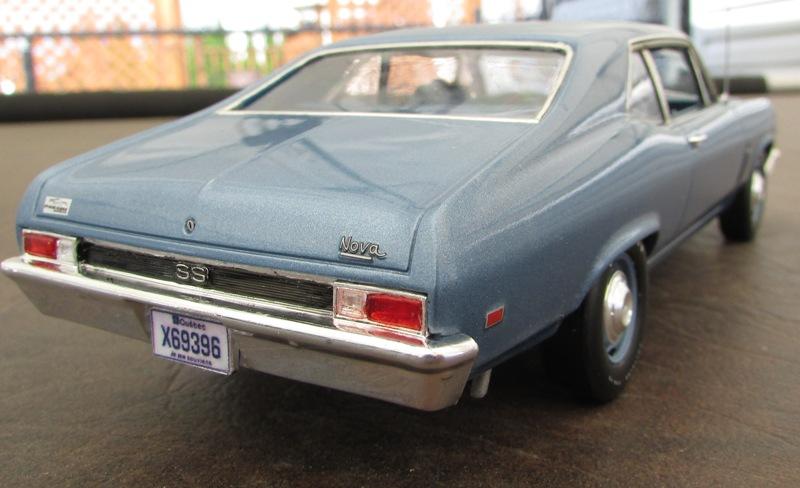 1969 Chevrolet Nova SS396 TERMINÉ - Page 2 030-vi