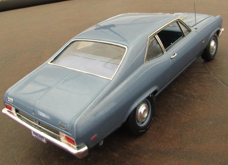 1969 Chevrolet Nova SS396 TERMINÉ - Page 2 028-vi