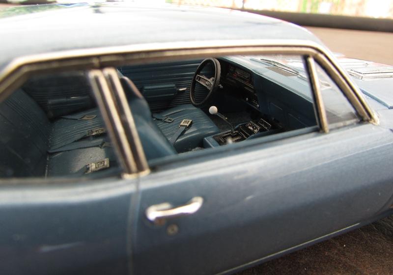 1969 Chevrolet Nova SS396 TERMINÉ - Page 2 033-vi