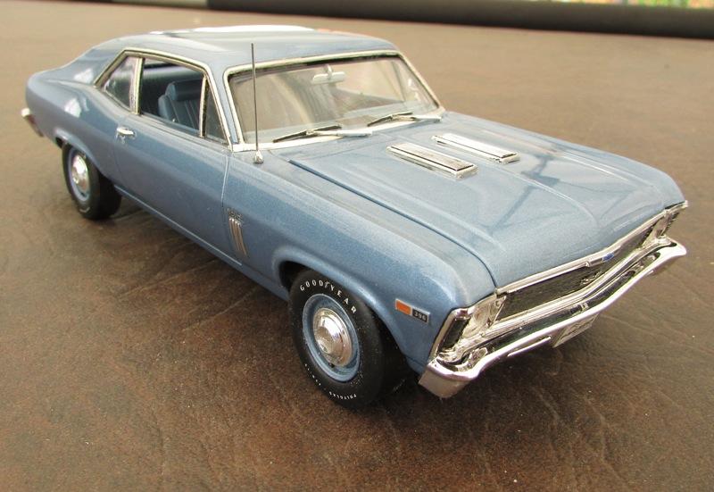 1969 Chevrolet Nova SS396 TERMINÉ - Page 2 034-vi