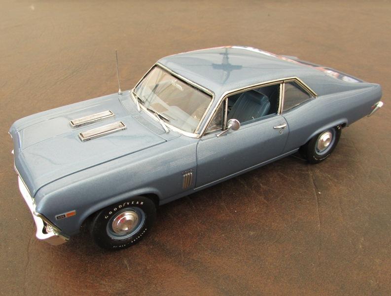 1969 Chevrolet Nova SS396 TERMINÉ - Page 2 022-vi