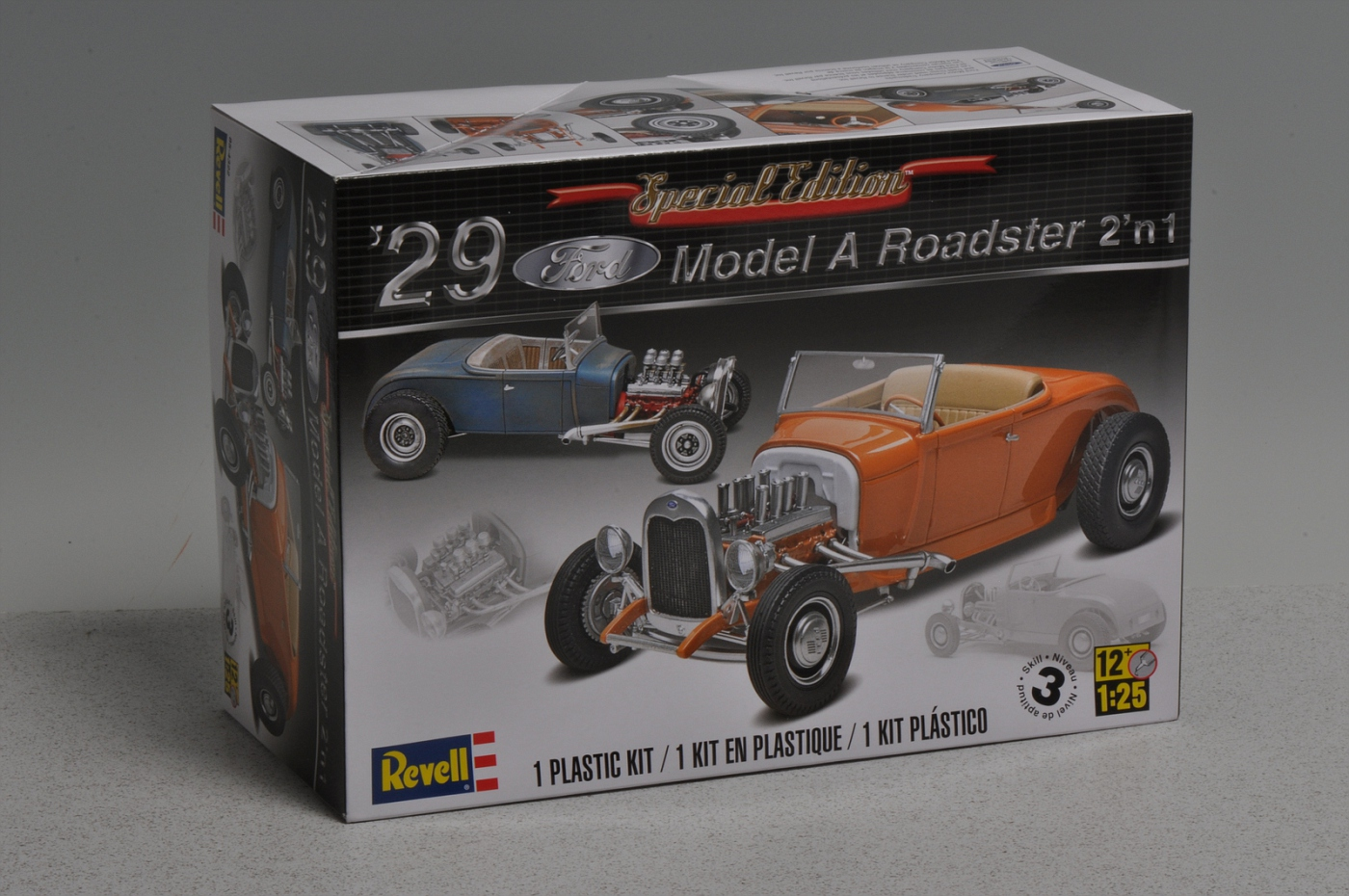 Hot Rods - First Look - Revell\'s new \'29A Traditional Hot Rod ...