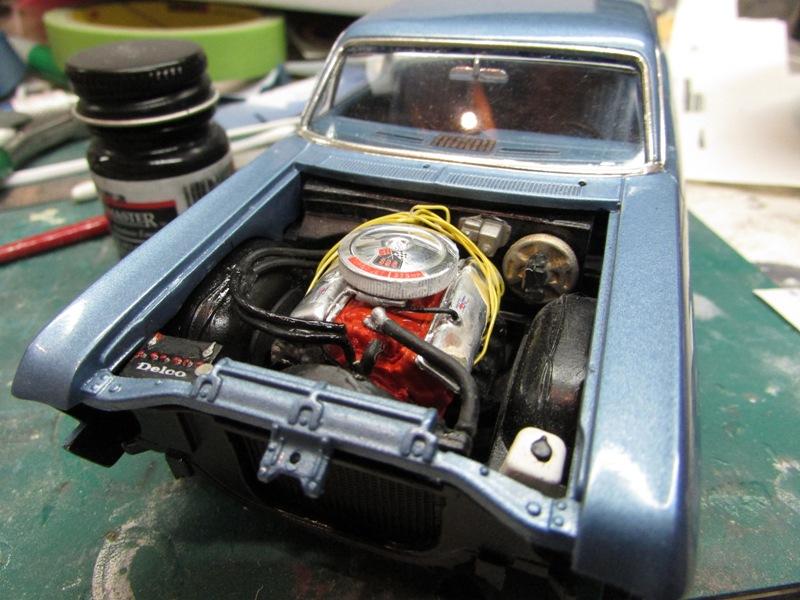 1969 Chevrolet Nova SS396 TERMINÉ - Page 2 0152-vi