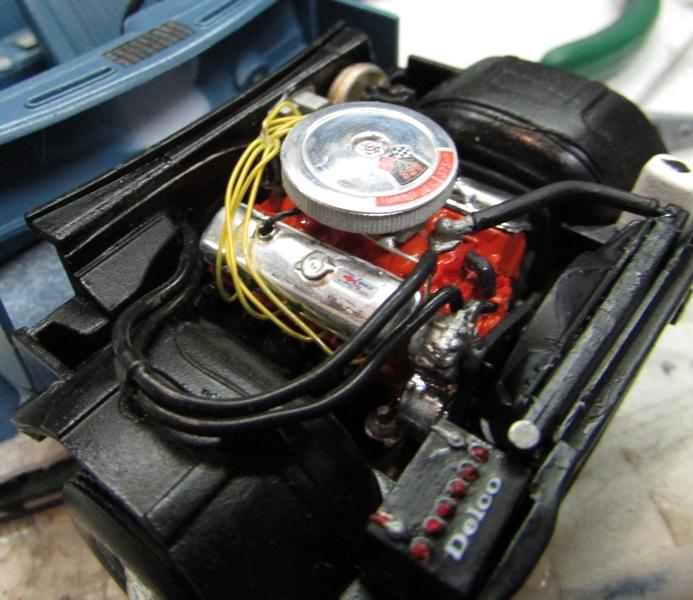 1969 Chevrolet Nova SS396 TERMINÉ - Page 2 0085-vi