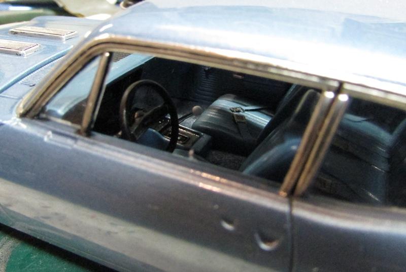 1969 Chevrolet Nova SS396 TERMINÉ - Page 2 0182-vi