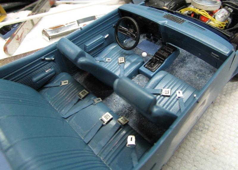 1969 Chevrolet Nova SS396 TERMINÉ - Page 2 0018-vi