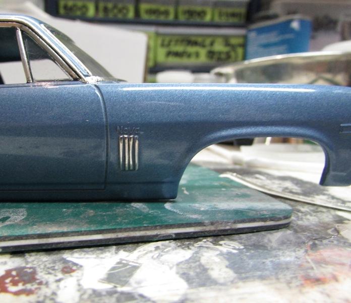 1969 Chevrolet Nova SS396 TERMINÉ - Page 2 0142-vi