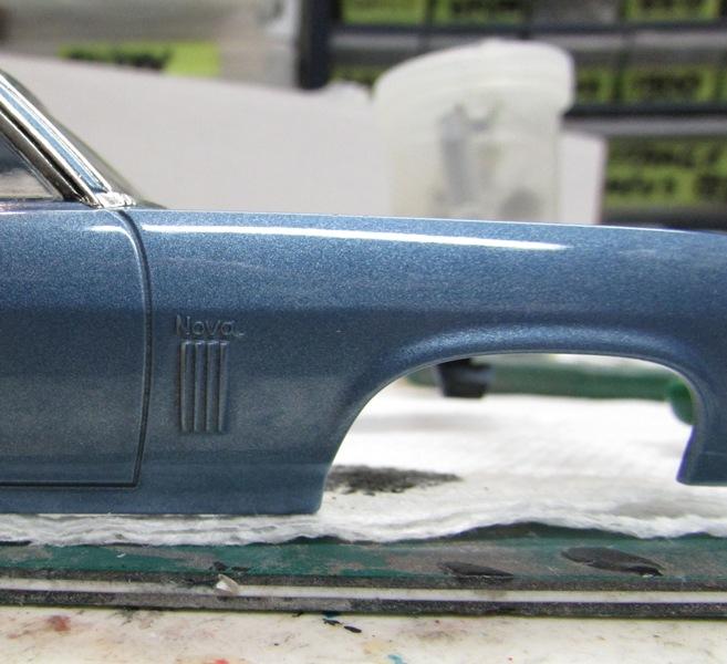 1969 Chevrolet Nova SS396  0132-vi