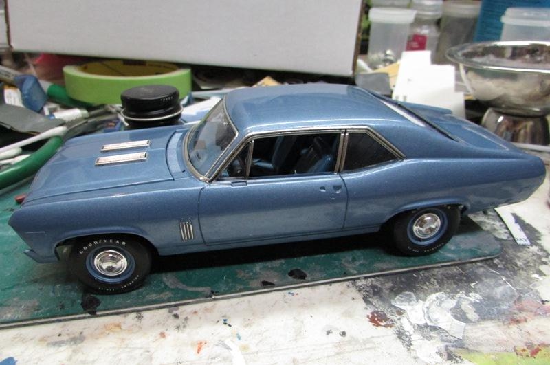1969 Chevrolet Nova SS396 TERMINÉ - Page 2 0172-vi