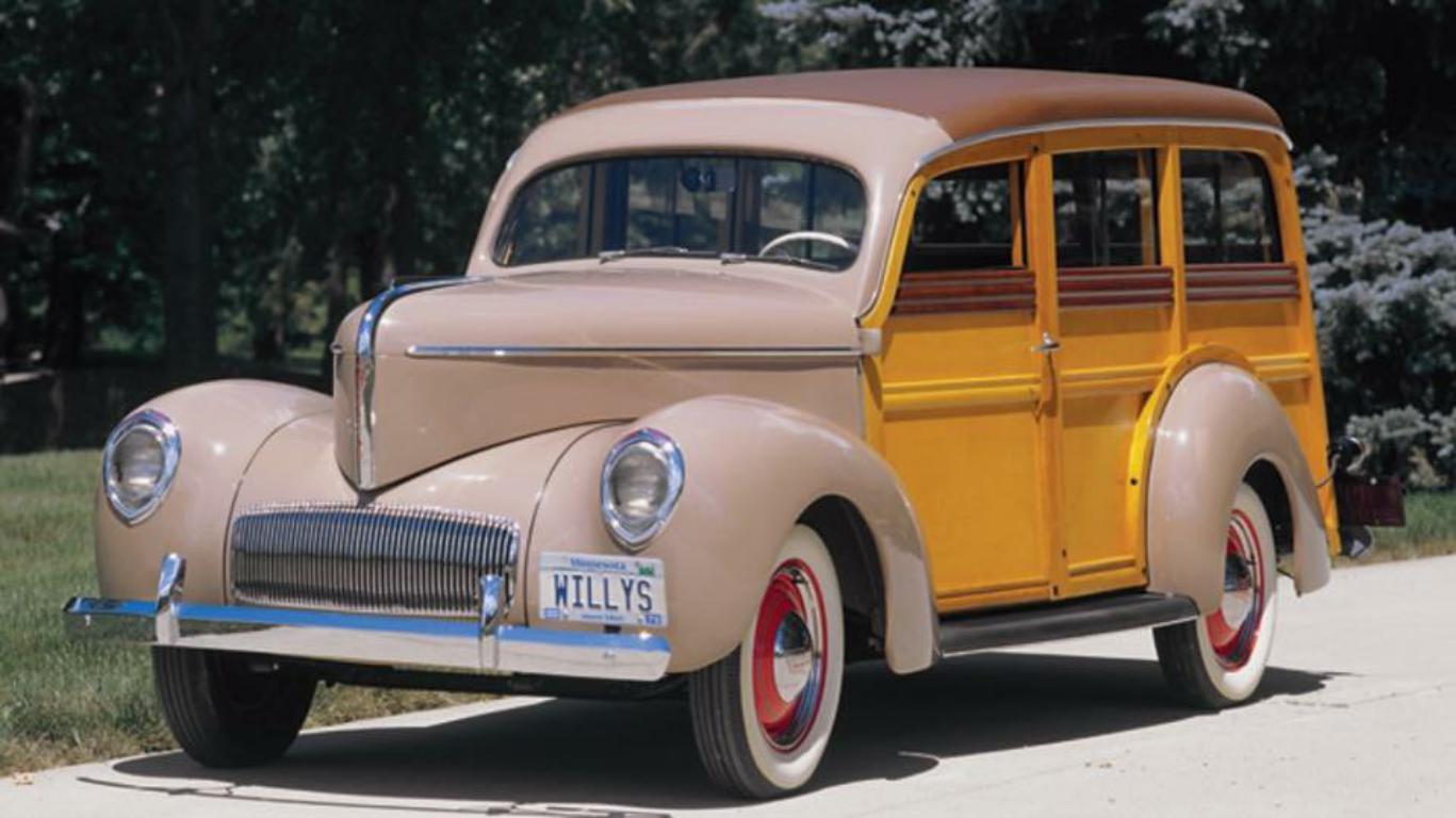 Willys Woody 1941  Photo-vi