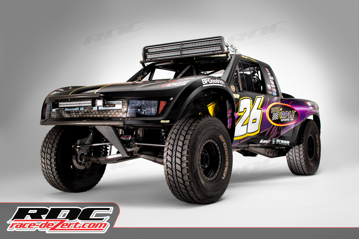Raptor Trophy Truck Sponsored By Monster Energy Scale Auto