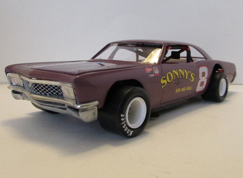 1966 Chevrolet Impala Sportsman TERMINÉ. 3-vi