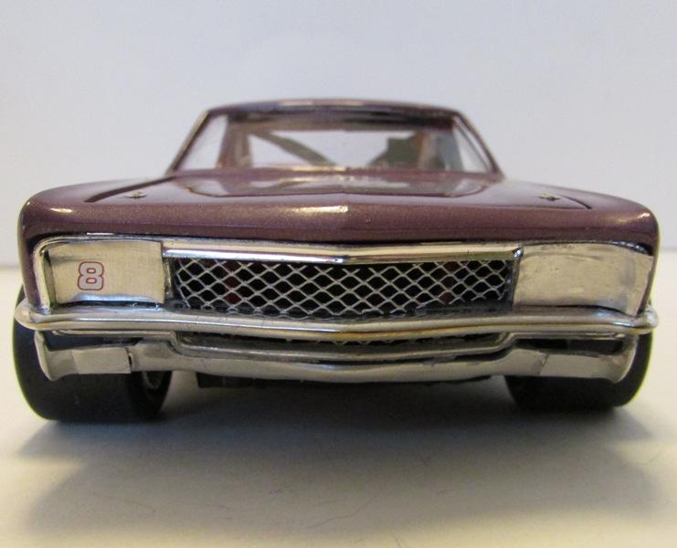 1966 Chevrolet Impala Sportsman TERMINÉ. 012-vi
