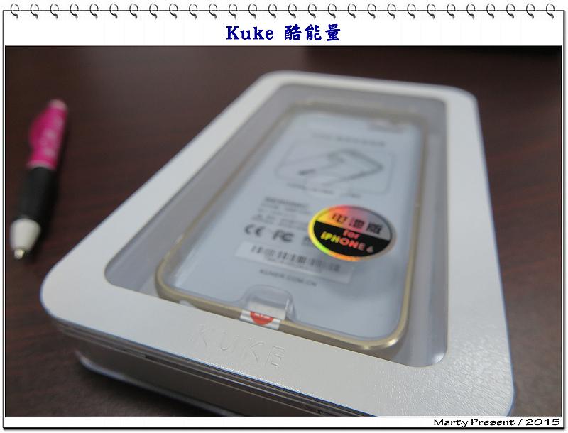 不用換充電線的iPhone 6電池背蓋-Kuke