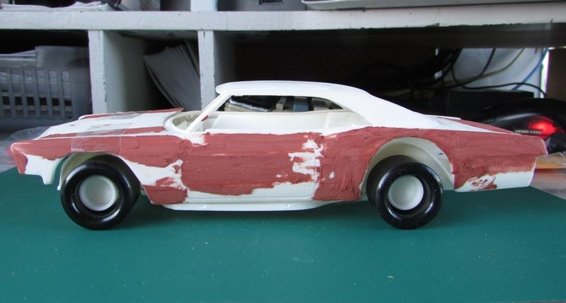1966 Chevrolet Impala Sportsman TERMINÉ. 049-vi