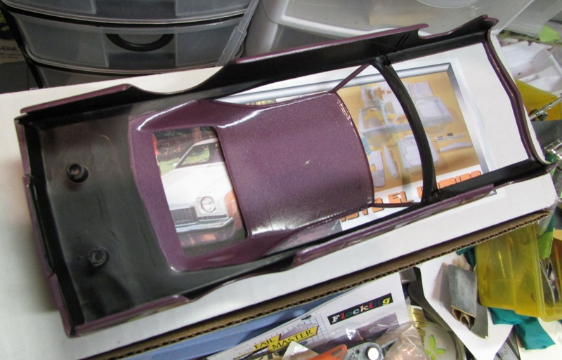 1966 Chevrolet Impala Sportsman TERMINÉ. 010-vi