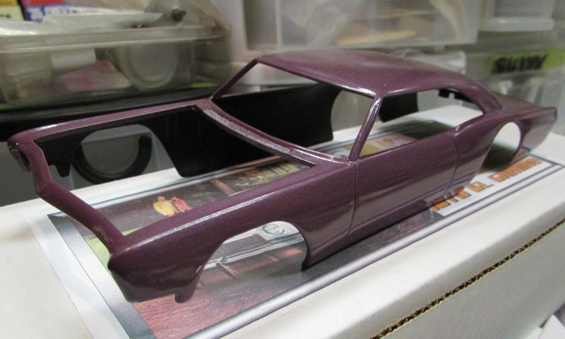 1966 Chevrolet Impala Sportsman TERMINÉ. 011-vi