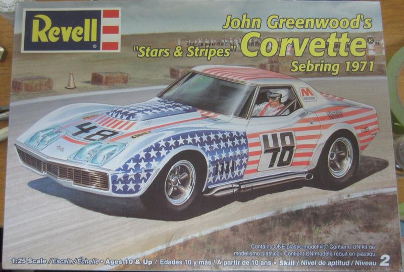 1969 N.A.R.T. Corvette, #4 Le Mans 1972 033-vi