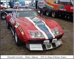 1969 N.A.R.T. Corvette, #4 Le Mans 1972 Images4-vi