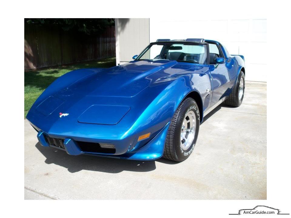 Corvette 1978 79chevloletcorvettecoupec3blue-vi