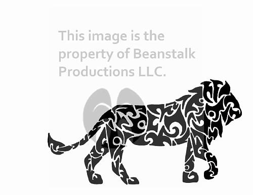 dog的艺术字体设计