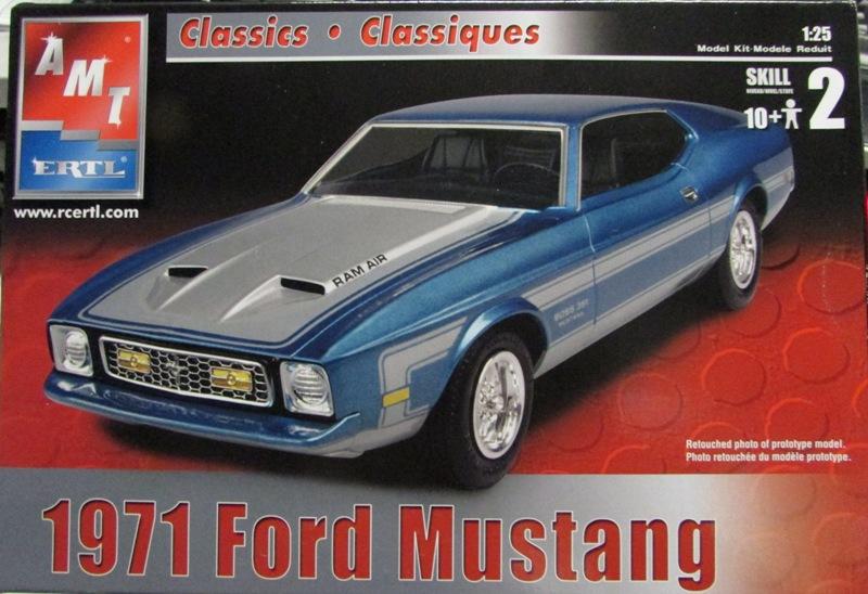 1971 Mustang Boss 351 AMT (Ex-MPC) 051-vi