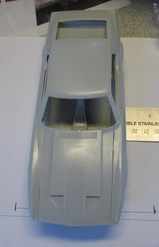 1971 Mustang Boss 351 AMT (Ex-MPC) 010-vi