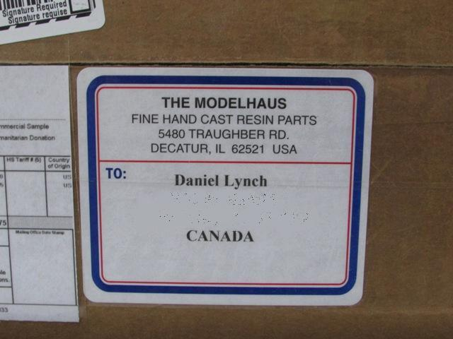 Petit arrivage aujourd'hui de chez Modelhaus!  001-vi