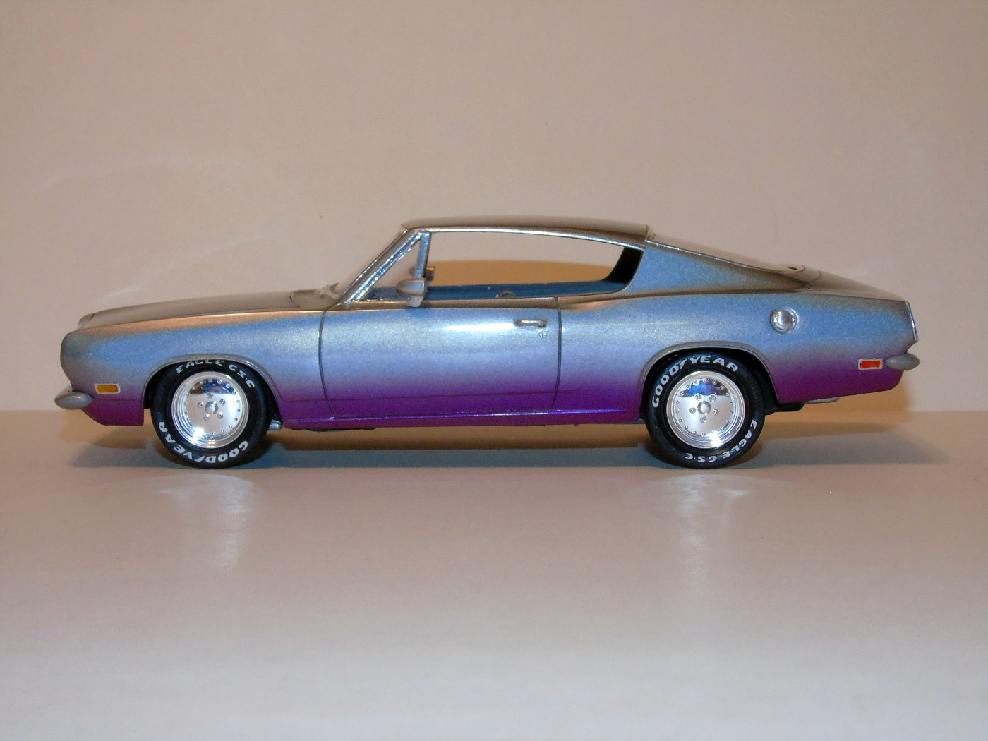 1969 Plymouth Barracuda - The Silverfish 1969Barracuda010-vi